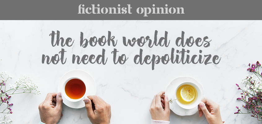 fictionist opinion, politics, book politics, publishing, book publishing, sensitivity readers, sensitivity reading censorship, apolitical publishing, censorship, book censorship, libraries, conservative books, conservative publishing, christian books, christian publishing